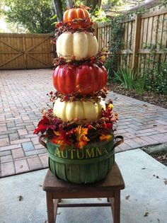 Fall Craft Ideas | Fall DIY decoration. Easy to make! | Craft show and shop ideas