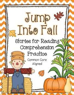 Are you looking for some fresh reads for your kiddos? These 17 original stories (13 fiction + 4 nonfiction) and comprehension questions will provide your students with an engaging learning experience. These original stories aligned with the Common Core standards are a great way for your students to work on understanding the text, rather than just following along with it.