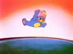 I remember Popples, Fraggle Rock, and Mr T, but none of the rest