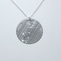 Necklace NY Central Park now featured on Fab.