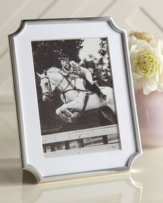 """Sullivan Street"" Frames by Kate Spade New York are a wonderful way to thank your gracious host. Including a photo of something you enjoyed doing together during your stay is great touch!    #frame #gift #katespade #horchow"