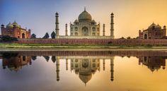photography portfolio, one day, the bucket list, symbol, taj mahal, india, places, travel, bucket lists