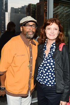 Spike Lee, Susan Sarandon spotted at Grand Classics screening of Midnight Cowboy