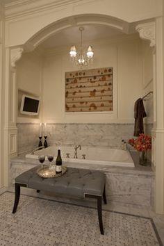 Kenmore Master Bath traditional bathroom