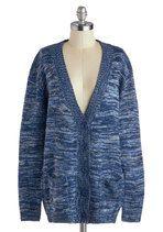 Easy to Be Cozy Cardigan | Mod Retro Vintage Sweaters | ModCloth.com