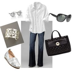 classic/casual style
