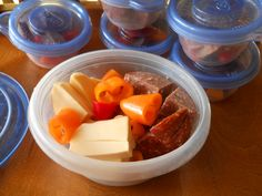 12 GREAT packed lunch and snack ideas for the GAPS Diet (gluten free)