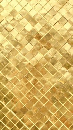 gold tiles, grid tex