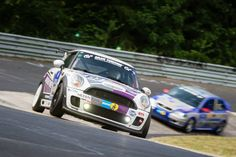 24 hours of power. MINI Motorsport puts its torque to the test at Nürburgring.