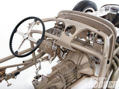 ('27 Ford Indy V8 Speedster)