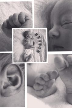 How to DIY photograph new born babies with iphone