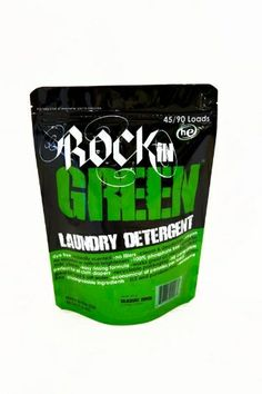 Rockin Green Cloth Diaper Detergent  in Smashing Watermelons!