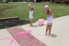 Another pinner says: This takes you to the BEST blog I have ever read! Absolutely love, PLAY AT HOME MOM...makes me want to have more kids just to do all the fun stuff with the little ones! she has about nine gajillion ideas on here....awesome.