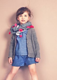 Such a classic look but loaded with style. nellystella. #estella #kids #designer #fashion
