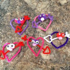 Preschool Valentine Crafts Pinterest