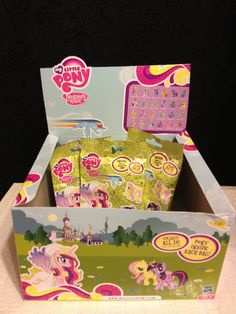 My Little Pony Friendship Is Magic Wave 5 Blind Bag Display Box Case | eBay