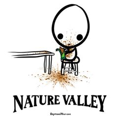 Nature Valley. Every. Time.