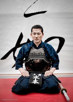 Asian Martial art Japanese Kendo
