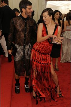 Marc Jacobs Photos The 2012 Costume Institute Gala on Style.com