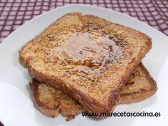 Probad a hacer estas tostadas francesas con la thermomix. Son adictivas! #recetas  #postres #thermomix
