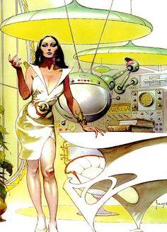 Retro Futurism / Welcome to my kitchen