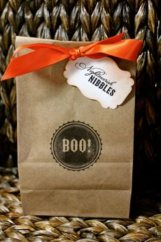 cute halloween candy bags