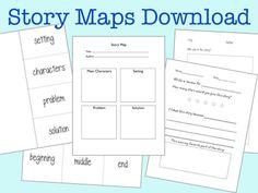 Free Story Maps