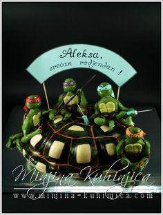 Ninja Turtles Tutorial