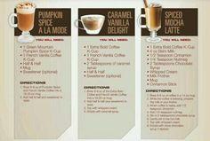 Keurig Recipes (part 2)