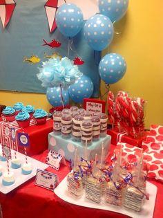Dr Seuss Birthday Party Ideas | Photo 17 of 22
