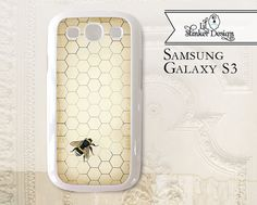 Bee cell phone case