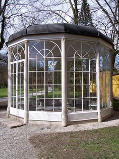 Sound of Music Von Trapp Family Gazebo , Salzburg, Austria