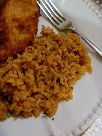 Slice of Southern: Easy Mexican Rice