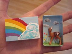 Rainbow Diorama 010 | Flickr - Photo Sharing!