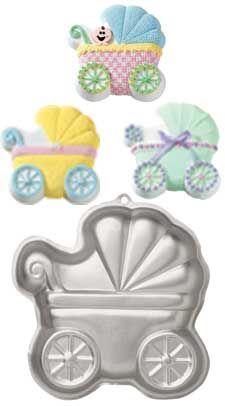 Baby Buggy Pan - Wilton