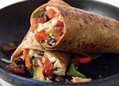 healthy burrito recipe