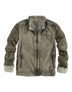 GARCIAMens Jacket