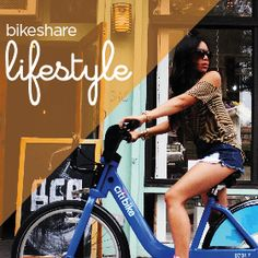 Cities with shared bikes