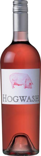 hogwash rosé <-- how cute for a razorback tailgate!