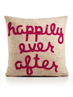 Alexandra Ferguson - Happily Ever After 16x16 Pillow
