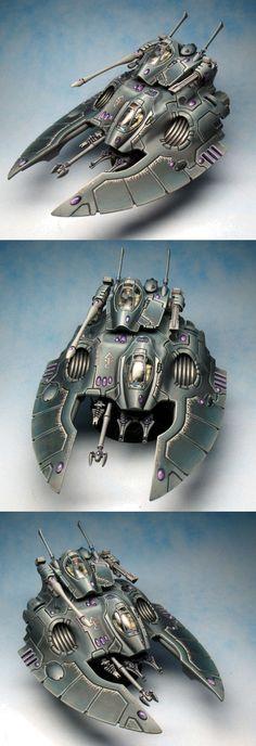 Eldar Falcon Tank