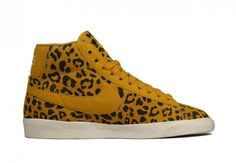 Nike Blazer Mid Leopard Print Pack Holiday 2012