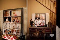 photo frame, window photo, upcycl window