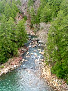 Falls Creek Falls, TN
