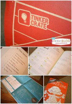 Tinker Crate Activity Kits for Kids | Win a 3 Month Subscription! | TodaysCreativeBlog.net