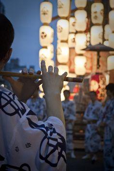 Gion Festival in Kyoto, Japan