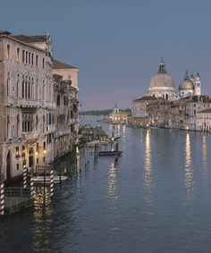 Grand Canal Venice - by Rod Chase