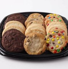 Love Hy-Vee's cookies? Order a tray (or 2!)  for your graduation party.