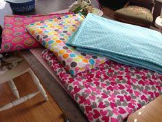 Jedi Craft Girl: Easy Flannel Blankets