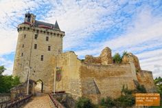 Chateau de Chinon France